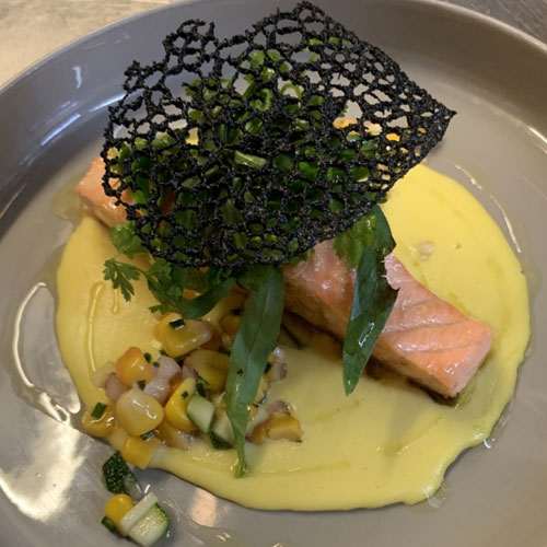 Au Crieur de Vin - Votre restaurant à Sens - Plat 8